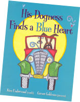 His Dogness Finds a Blue Heart